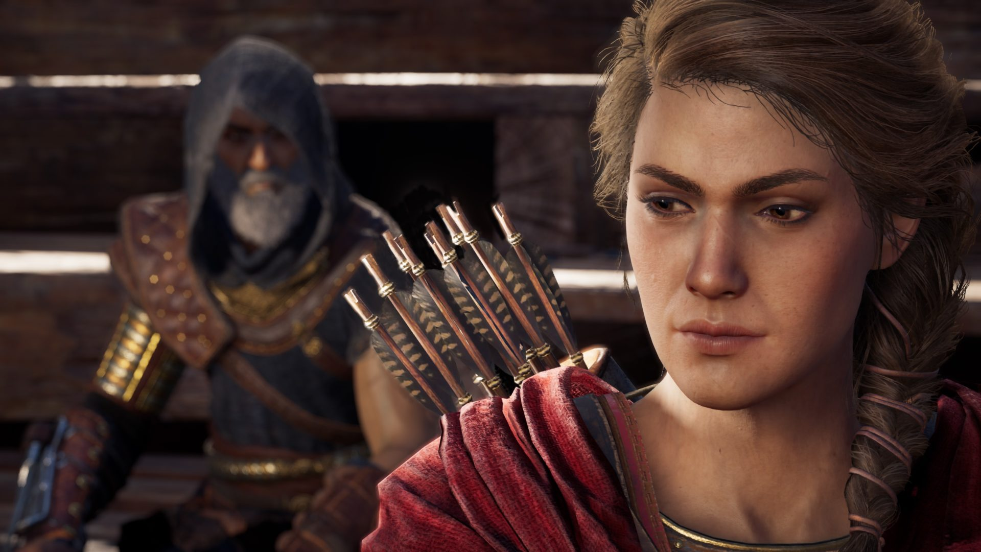 Kassandra and Darius