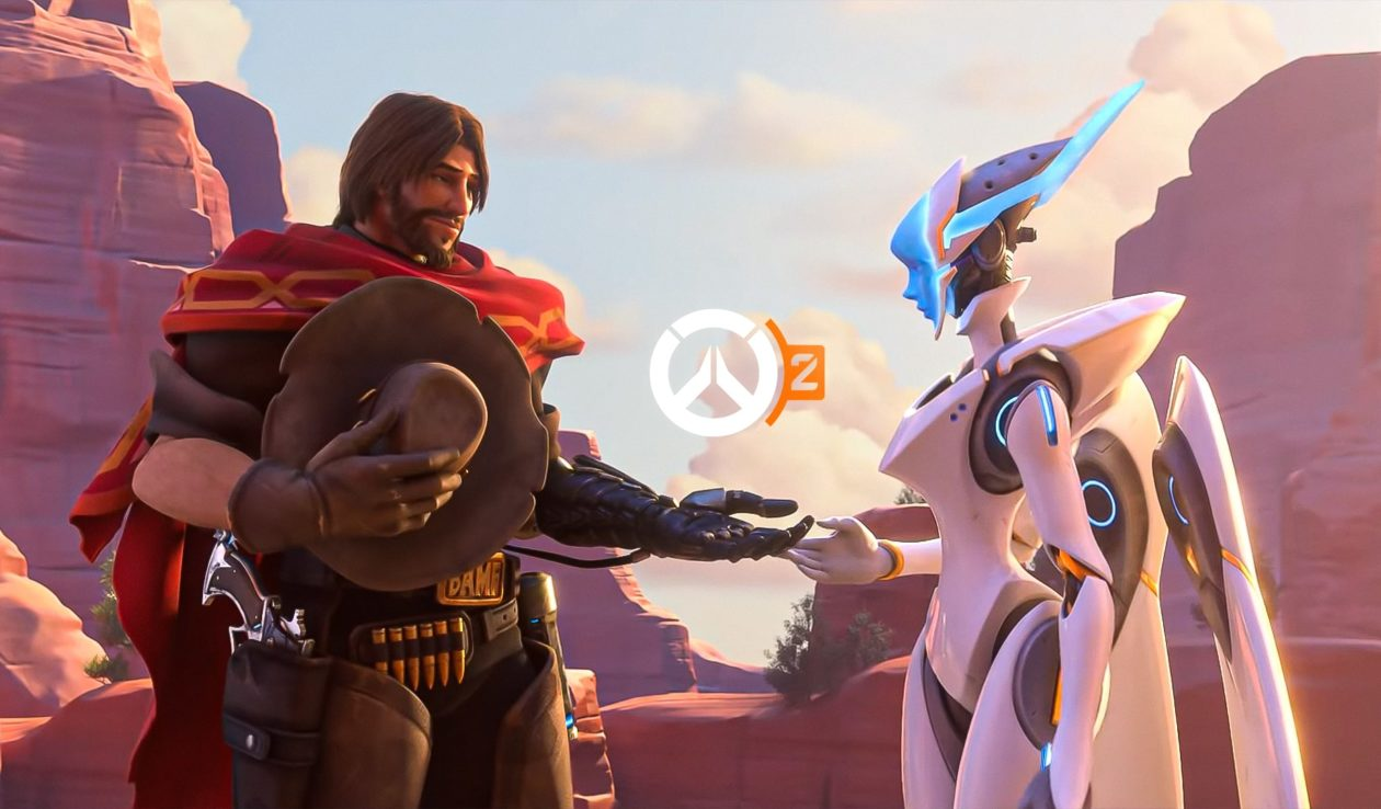 Overwatch 2 , New PVE Mode , Hero 32 and More