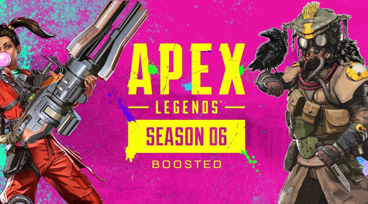 Apex Legends Season 6 – Boosted Features Map Changes, Crafting, and a New Legend Named Rampart